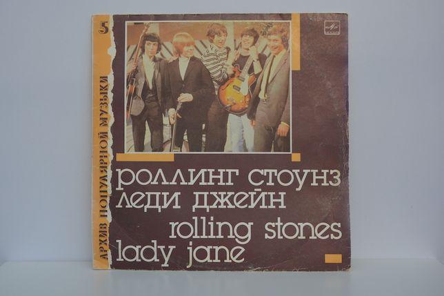płyta winylowa the rolling stones