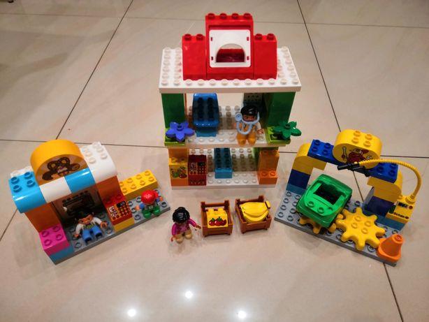 Zestaw klocków Lego Duplo miasto