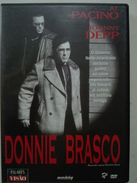 Filme DVD Donnie Brasco