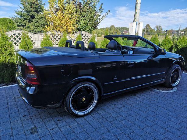 Opel Astra II G 2.2 DTI 125KM bertone cabrio