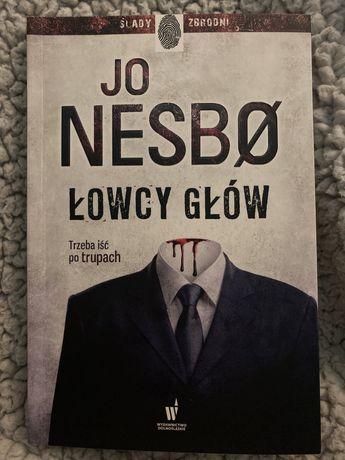 Sprzedam Łowcę głów Jo Nesbo