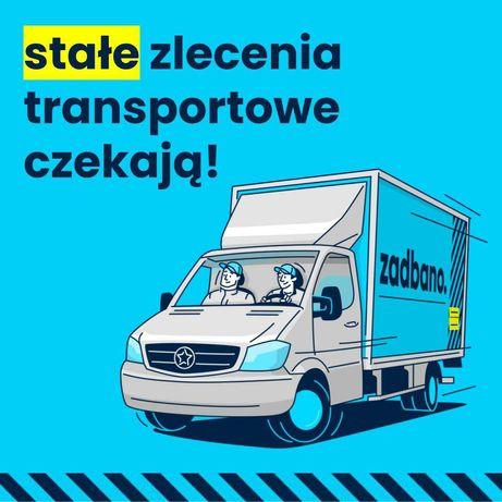 Stałe zlecenia - Transport RTV/AGD, Mebli!!