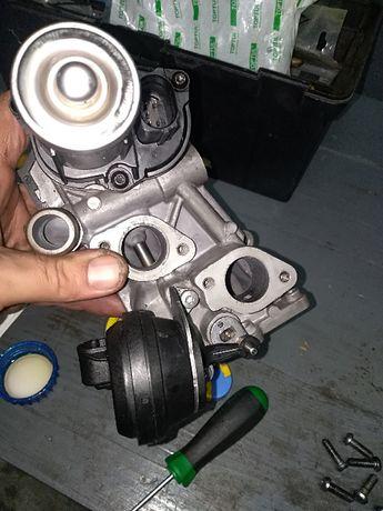 Реставрація клапана EGR vw,skoda,seat 1.6 2.0 TDI