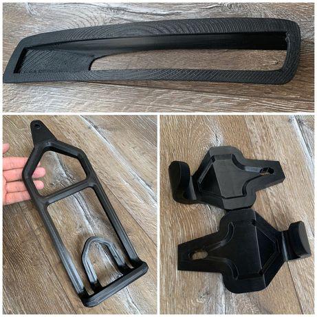 FDM и SLS 3Д печать, Моделирование, 3-D Друк