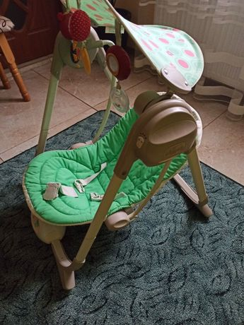 Дитяче крісло-гойдалка. Цена топ