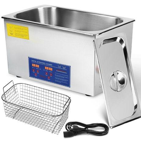 maquina limpeza por ultrasons / aquecimento 30 lts ultrassom