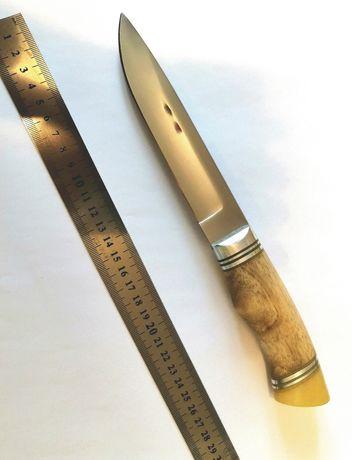 Продам нож ручной работы, метал 95Х18