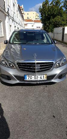 Mercedes-Benz E 250.