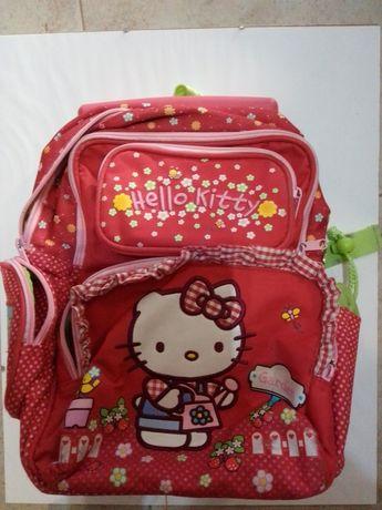 Troley/Mochila criança Hello Kitty