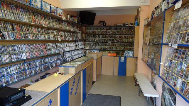 Gry,  konsole , akcesoria , naprawa  , X360, PS4, PS3, PS2, PSP, XONE