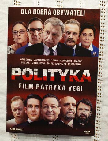 Polityka - film DVD stan idealny