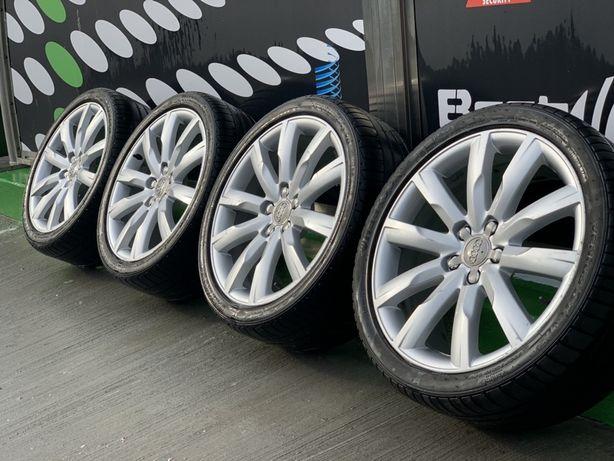 Продам оригинальные колёса Audi R19 с резиной Hankook Ventus 255/35/19