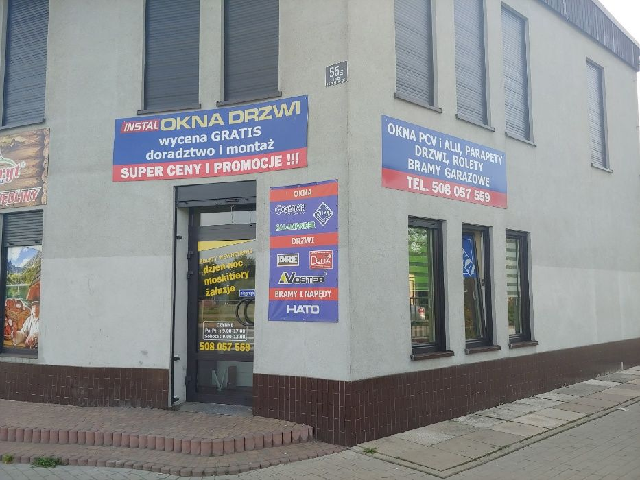10 lat GWARANCJI PRODUCENTA! Białe Okno PCV KBE 146,5 x 143,5 Sosnowiec - image 1