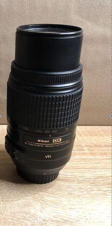 Obiektyw  Nikon DX Nikkor 55-300mm f4.5-5.6
