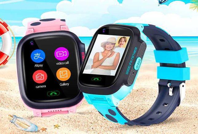 Smartwatch dla dziecka, GPS, 4G