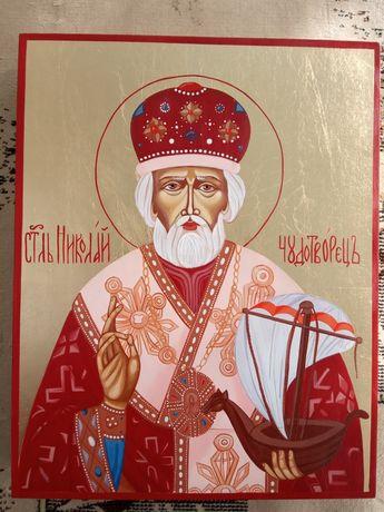 Ікона св Николая