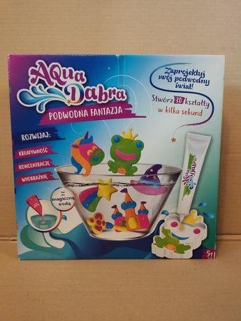 Aqua dabra podwodna fantazja 3d