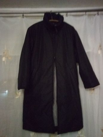 Куртка-пальто -пуховик