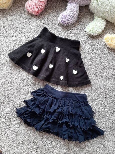 Spódniczka h&m,spodnica komplet