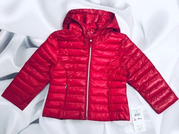 Демисезонная куртка Reserved для девочки 9/12мес (80см);12/18мес (86см