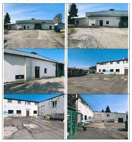 Syndyk sprzeda nieruchomość komercyjną w Wojniczu