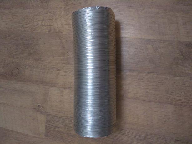 Труба гофрированная (диаметр 120 мм+ труба 125 мм в подарок )