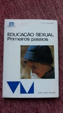 Educação Sexual - Primeiros Passos, de J. Guillope