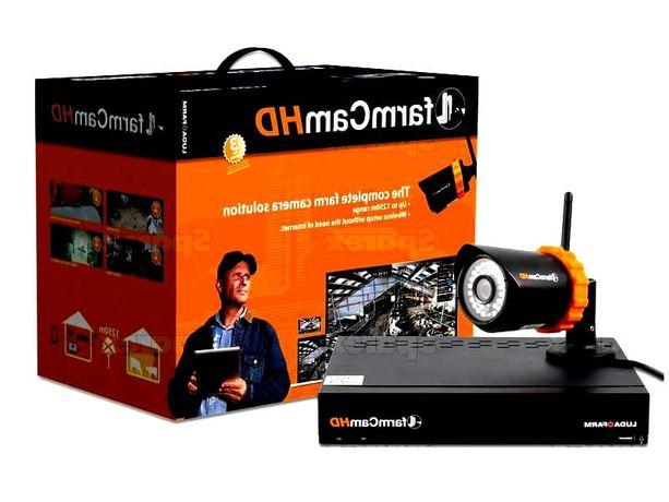 Bezprzewodowy system monitoringu dla rolnictwa - FarmcCam HD