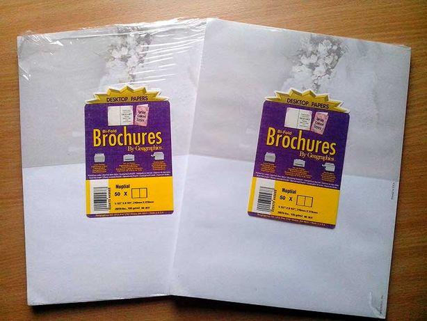 Бумага дизайнерская для печати на принтере (США) цена за 2 упаковки