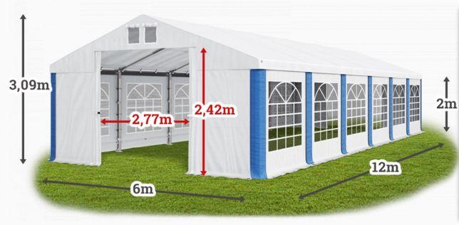 Палатка 6х12 павильон шатер тент намет 6 на 12 метров