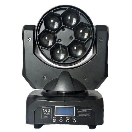Светомузыкальный прибор (голова) FreeColor Mini B-Eye 610.