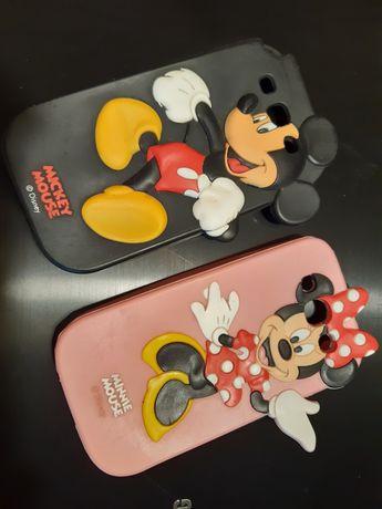 Etui silikon galaxy s3 sIII samsung Mickey Minnie Mouse