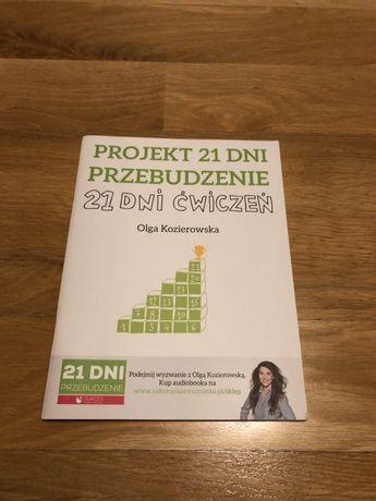 Projekt 27 dni przebudzenie Olga Kozierowska