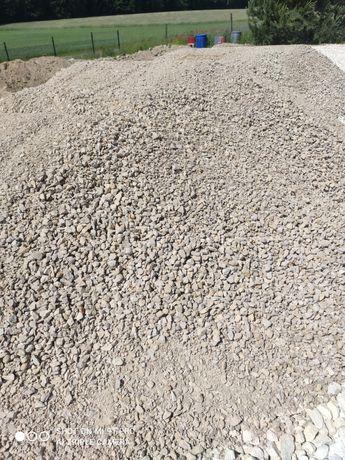 Kruszywo kamień grys piasek