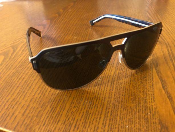 Okulary przeciwsłoneczne NOWE Męskie DIOR Blacktie 2,0SD Gray
