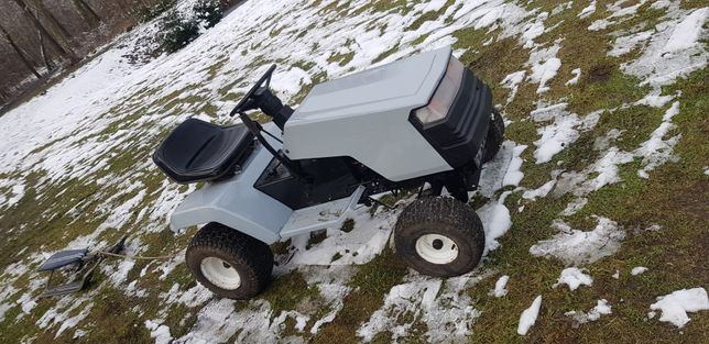 Traktorek kosiarka MTD Briggs & Stratton 12.5 hp
