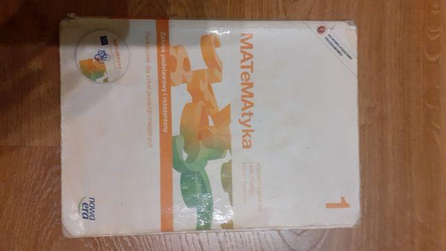 Matematyka 1 podręcznik podstawowy i rozszerzony