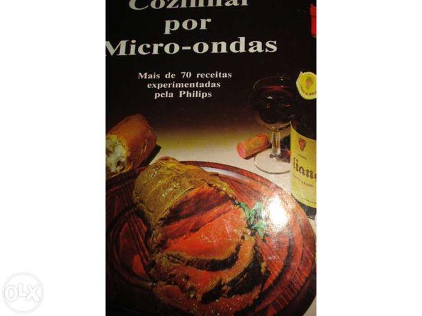Cozinhar por micro-ondas