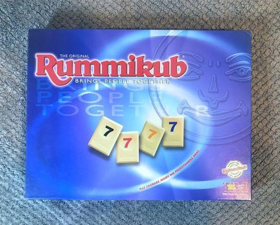 Gra planszowa Rummbikub