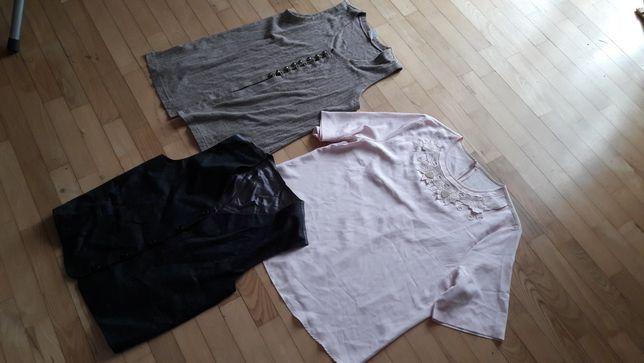 Zestaw ubrań damskich L 21 szt