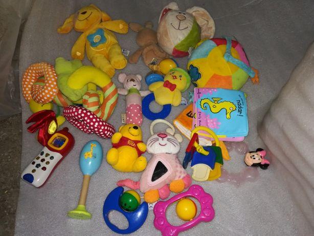 Peluches e brinquedos