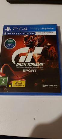 Gran Turismo Sport Ps4 Stan bardzo dobry.