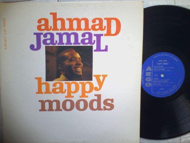 lp Jazz Ahmad Jamal \ Happy Moods 1960 USA MONO пластинка винил