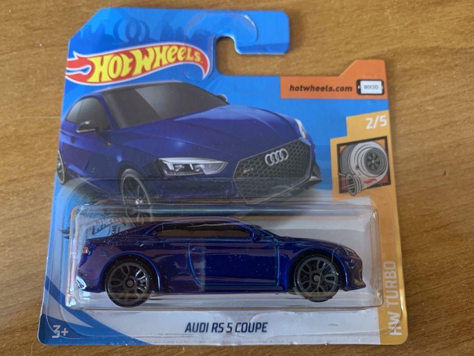 Audi RS5 Hot Wheels Knurów - image 1