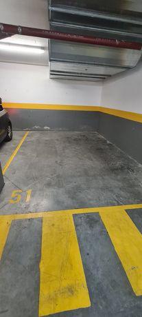 Lugar de garagem quarteira