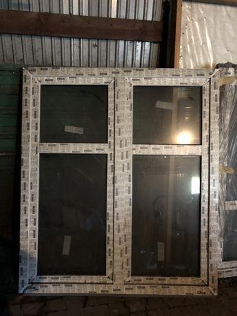 Okno PCV firmy REHAU! 165x140 cm / nowe niemontowane