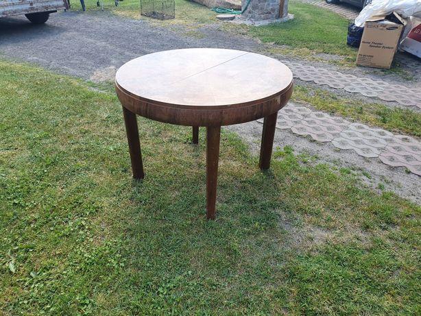 Okrągły stół z lat 60