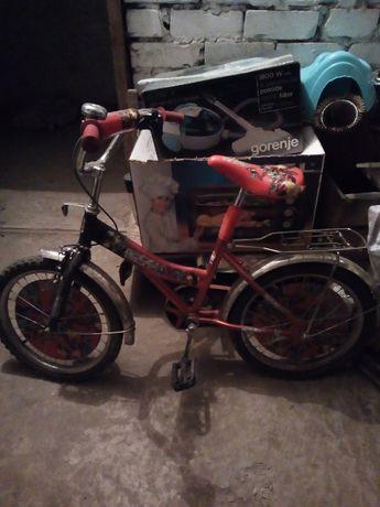Детский велосипед ( Классный )