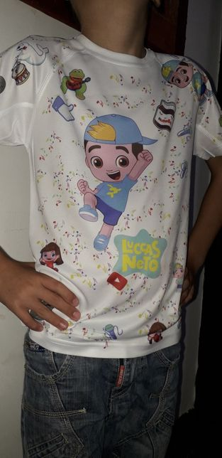 T.shirt luccas neto