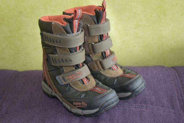 Зимние ботинки Superfit 27 размер 17 см термоботинки сапоги сапожки
